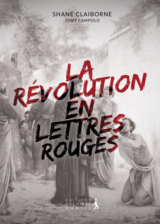Couverture La révolution en lettres rouges