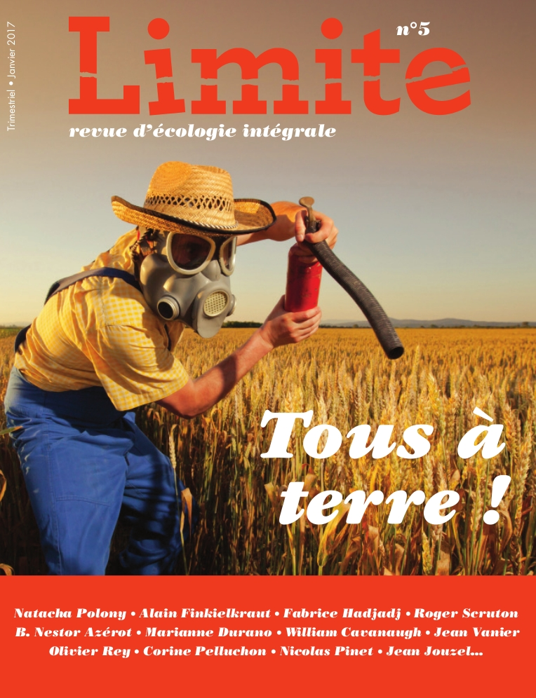 """Revue Limite n°5 """"Tous à terre !""""-0"""
