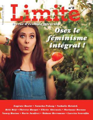 """Revue Limite n°8 """"Osez le féminisme""""-0"""
